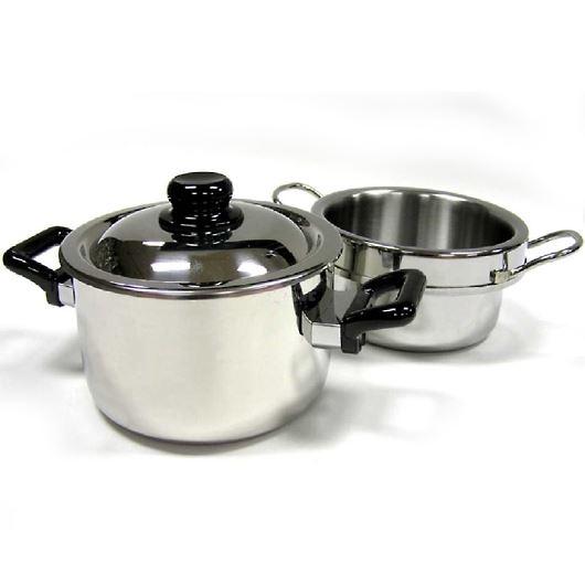 越後の鍋職人 保温調理鍋2.5L 両手鍋 39058 画像1