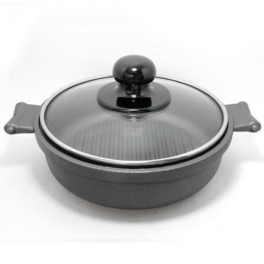 ニチネン 固形燃料コンロ用 一人鍋 万能鍋 画像1