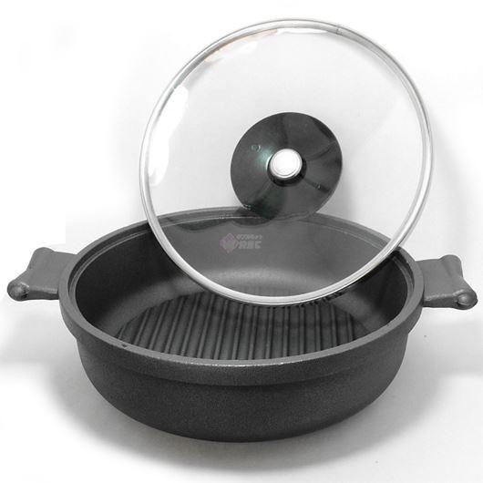 ニチネン 固形燃料コンロ用 一人鍋 万能鍋 画像2