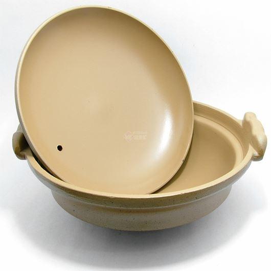 ニチネン 固形燃料コンロ用 一人鍋 水炊き鍋 画像2