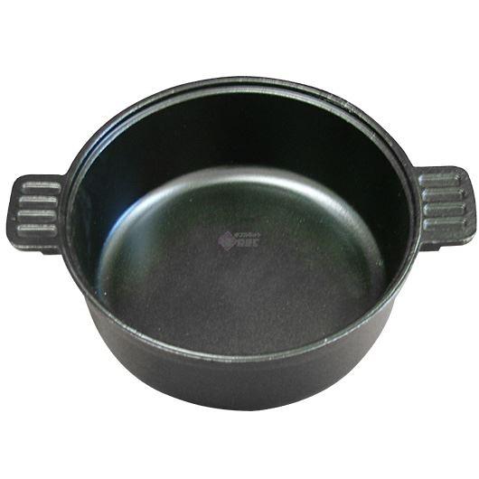 ニチネン カセットコンロ用 19cm丸鍋 画像1