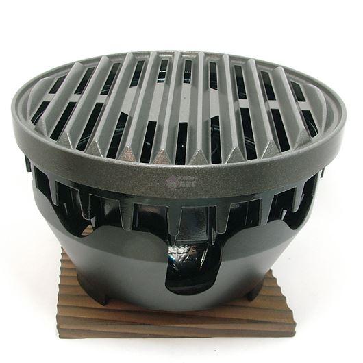 ニチネン 固形燃料コンロ用 一人焼肉 グリル鍋全部セット 画像1