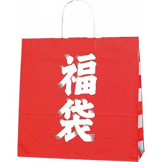 福袋(S) ペーパーバッグ 32×11.5×31cm #3261600 画像1