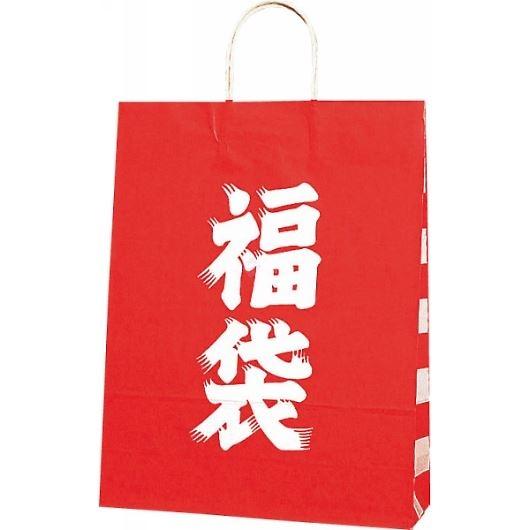 福袋(M) ペーパーバッグ 32×11.5×41cm #3221400 画像1