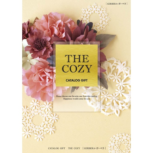 THE COZY カタログギフト バラ 22464円コース 画像1