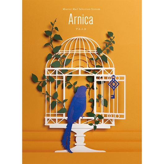 ミストラル 選べるギフトカタログギフト アルニカ 4968円コース 画像1