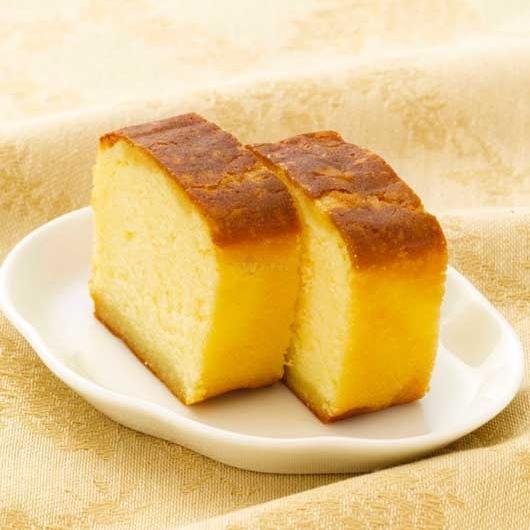 ブランデーケーキ2本セット 画像1