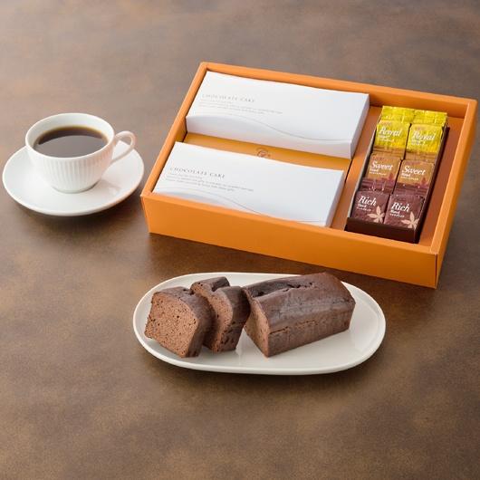 チョコレートケーキ&コーヒー CCC 画像1