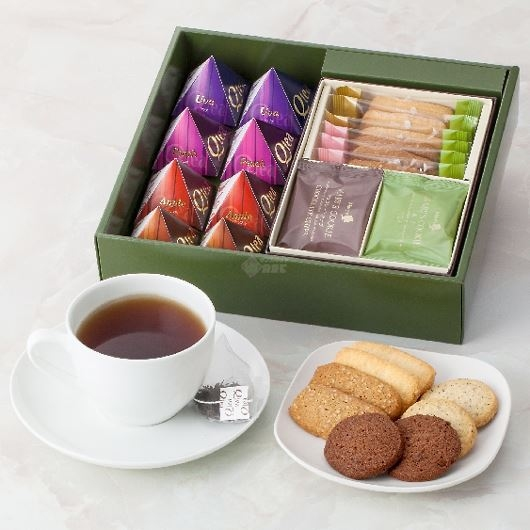 紅茶&クッキー15 CQ 画像1