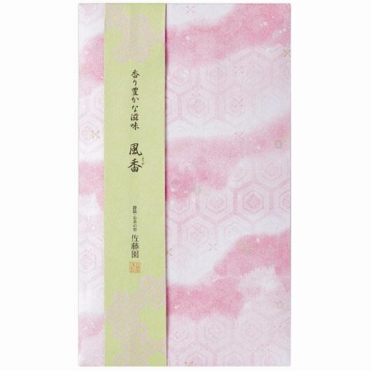 香り豊かな滋味 風香(ふうか) 静岡深蒸し煎茶60g 画像1