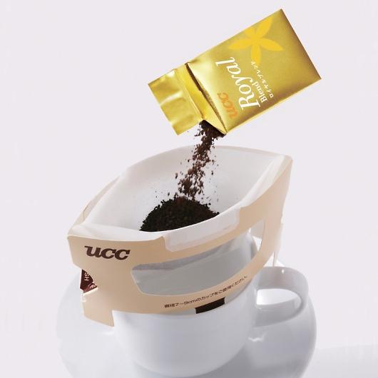 Mary'sマロングラッセ&UCCコーヒー 詰合せセット 画像3