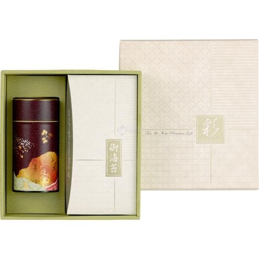 彩 いろどり 海苔&煎茶セット 画像1