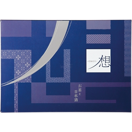 想(おもい) お茶と日本酒 画像2