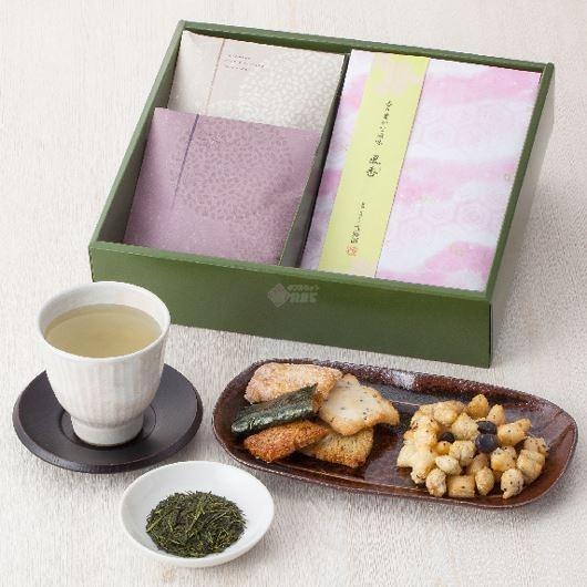 おかきと銘茶15 OA 画像1
