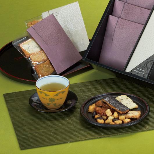 おかきと銘茶 25 画像1