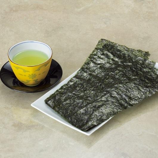 趣(おもむき) 煎茶&海苔 詰合せセット 画像2