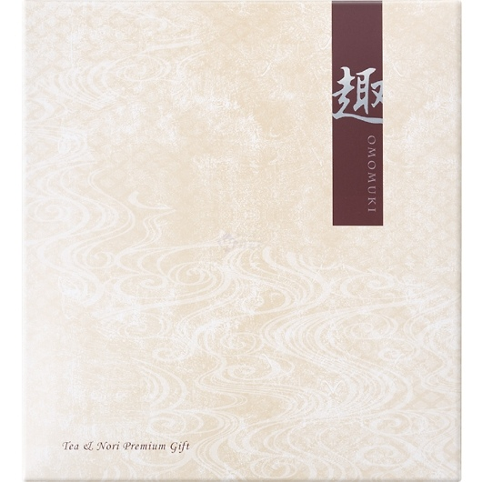 趣(おもむき) 煎茶&海苔 詰合せセット 画像3
