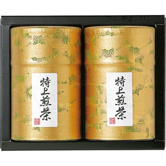 静岡深蒸し 特上煎茶 2本セット 画像1