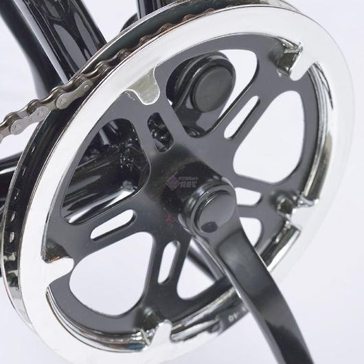 My Pallas マイパラス M-670-OR マウンテンバイク ATB 26インチ 6段変速 Wサス 折畳自転車 オレンジ 画像3