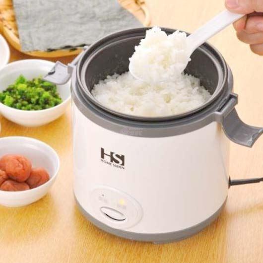 HOME SWAN ホームスワン ミニ炊飯器1.5合炊き SRC-15 (SRC15) 画像2