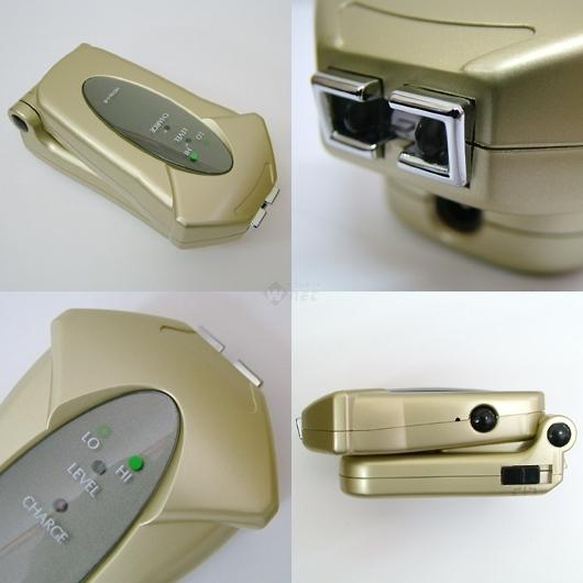 ヤーマン ヒゲレーザーZ HD16-1-8-04 & ゲルマビューティーローラープレゼント 画像3