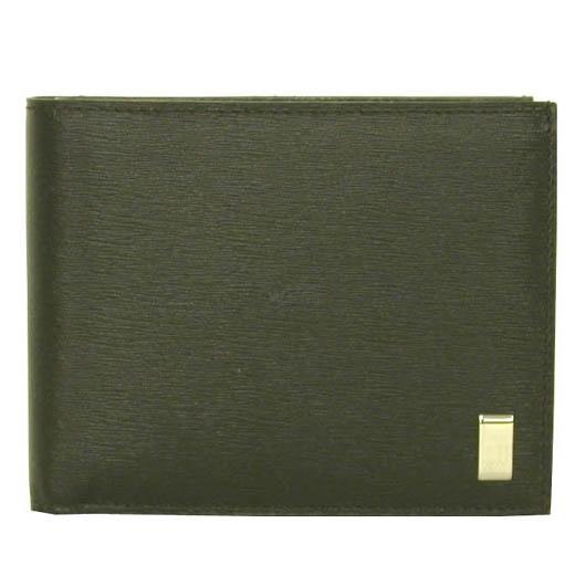 ダンヒル サイドカー 二つ折り財布(小銭入れ付) FP3070E/ブラウン 画像1