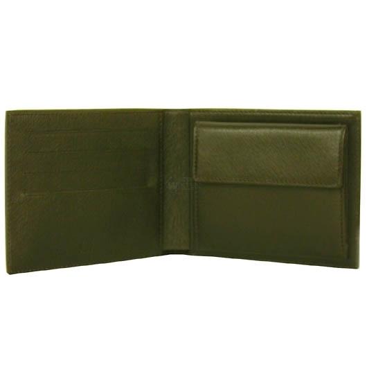 ダンヒル サイドカー 二つ折り財布(小銭入れ付) FP3070E/ブラウン 画像2