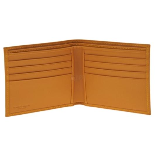 ハンティングワールド BATTUE ORIGIN 二つ折り財布(小銭入れ無) グリーン 320-10A 画像2