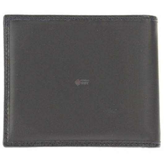 ハンティングワールド 310-13A/BATTUE ORIGIN/BLK 二つ折り財布 画像3