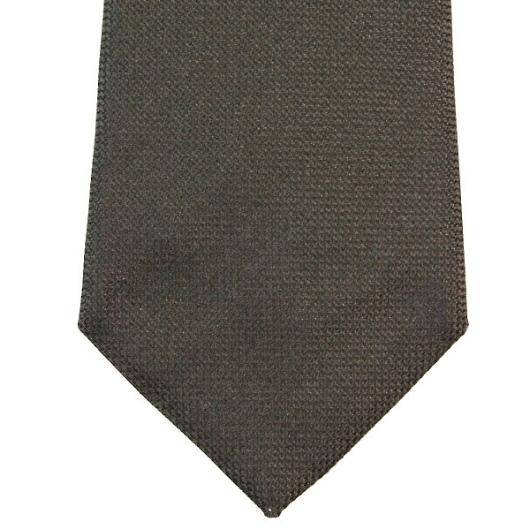 Dior ディオール シルク ネクタイ/ブラック系 画像2