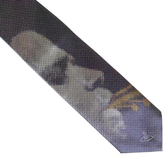 ヴィヴィアンウエストウッド ネクタイ パープル系 f483color4 画像2