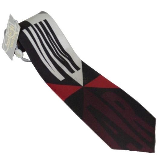 ヴィヴィアンウエストウッド ネクタイ ブラック系 f682color4 画像1