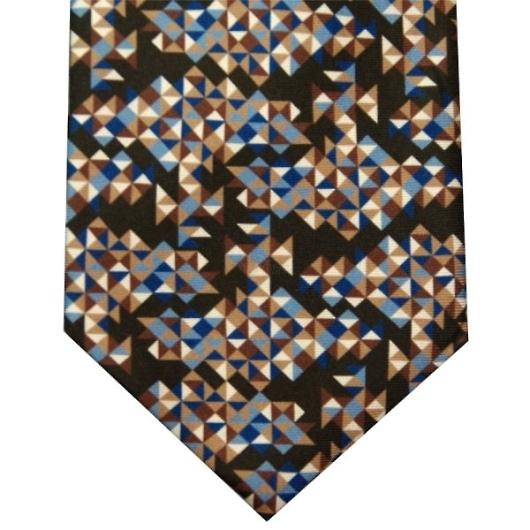 ヴィヴィアンウエストウッド ネクタイ ブルー系 f681color1 画像2