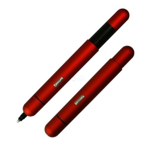 LAMY ラミー ピコ ボールペン L288RED BP レッド 画像1