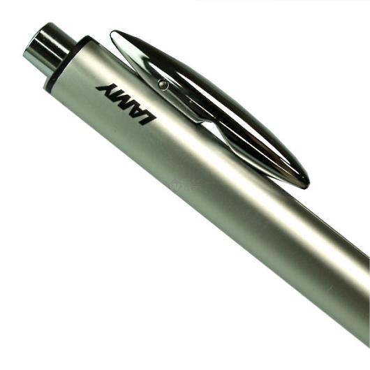 LAMY ラミー アルミニ ボールペン L281AL BP シルバー 画像3