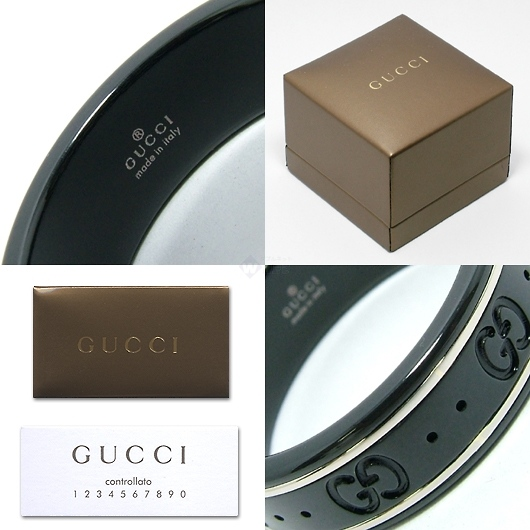 GUCCI グッチ リング 225985-I19A1-8061 画像3