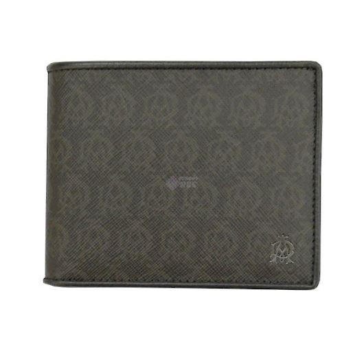 DUNHILL ダンヒル  ウィンザー 小銭入れ付 二つ折り財布 ブラウン L2N732B 画像1