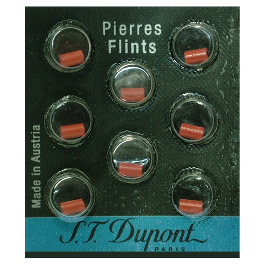 S.T.Dupont デュポン ライター フリント(着火石・発火石) ブルーラベル 画像1