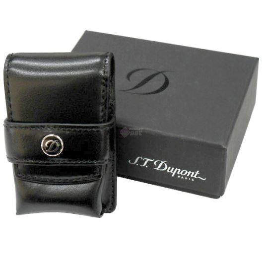 DUPONT デュポン ライン2ライター用 レザーライターケース ブラック 180024 画像1