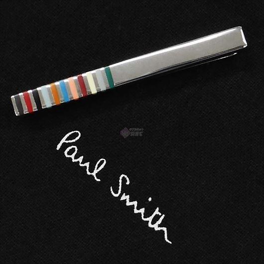 PAUL SMITH ポールスミス タイピン ネクタイピン タイバー ROD EDGE ATXC/TPIN/REDGE/92 画像1