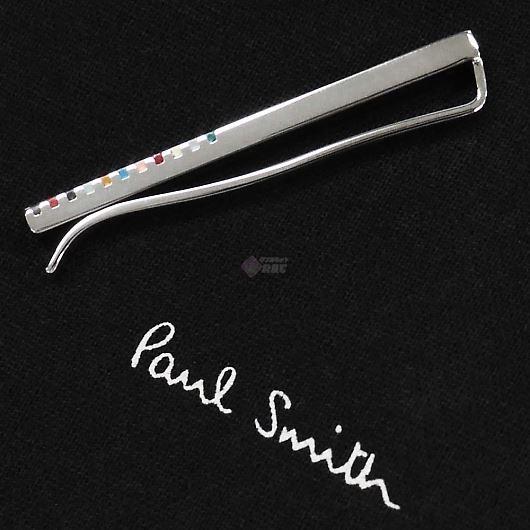 PAUL SMITH ポールスミス タイピン ネクタイピン タイバー ROD EDGE ATXC/TPIN/REDGE/92 画像2