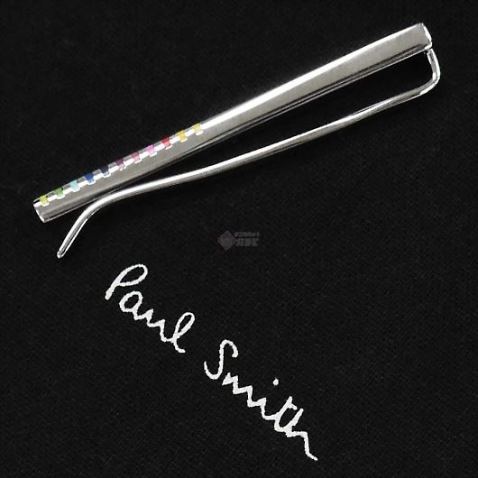 PAUL SMITH ポールスミス ネクタイピン タイバー ROD EDGE ATXC/TPIN/REDGE/97 画像2