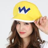 サザック ワリオ 着ぐるみ きぐるみキャップ 帽子 BAN-071