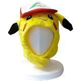 サザック ポケモン サトシのピカチュウ着ぐるみ キャップ 帽子 TMY-069