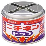ニチネン 固形燃料 屋外用トップ丸缶 250g×1個