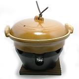 ニチネン 固形燃料コンロ用 一人鍋 水炊き鍋全部セット
