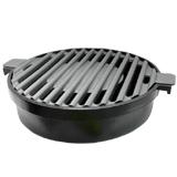 ニチネン カセットコンロ用 一人焼肉 グリル鍋 大