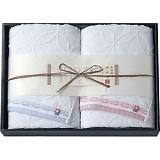 今治綿紗織 バスタオル2枚セット MOK-17500