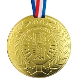 大きな金メダルの色紙 AR0819113