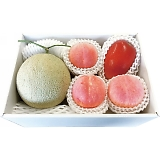 贅沢な国産フルーツ3種詰合せ